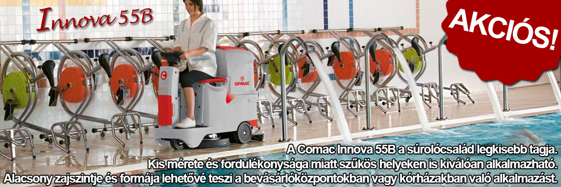 Comac Innova 55B