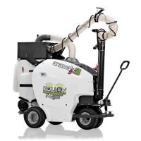 TSM Ariamatic 240 Plus Városi elektromos hulladékfelszívó takarítógép
